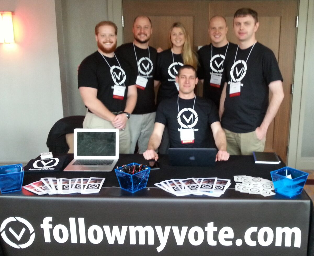 Secure-Mobile-Voting-User-Experience-Demo-Follow-My-Vote
