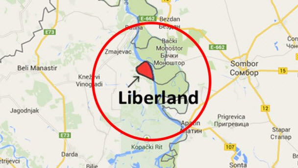 Source : http://www.telegraf.rs/english/1523690-a-new-country-is-created-between-serbia-and-croatia-its-called-liberland-heres-how-to-get-there-photo