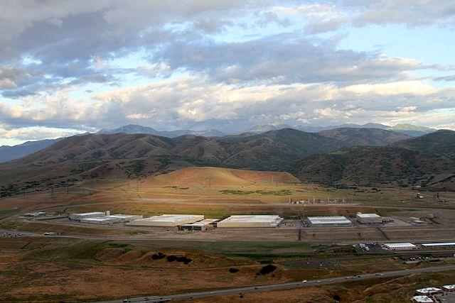 """EFF photograph of NSA's Utah Data Center"" by User:ParkerHiggins (Electronic Frontier Foundation) - Own work; https://www.eff.org/deeplinks/2014/07/releasing-public-domain-image-nsas-utah-data-center. Licensed under CC0 via Wikimedia Commons - https://commons.wikimedia.org/wiki/File:EFF_photograph_of_NSA%27s_Utah_Data_Center.jpg#/media/File:EFF_photograph_of_NSA%27s_Utah_Data_Center.jpg"