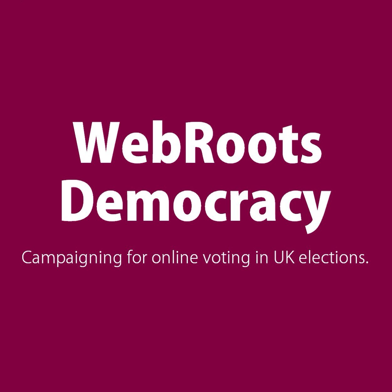 Online voting in the UK