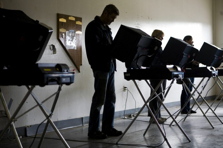 The worst voting machine