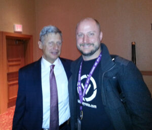 Gary Johnson Endorses Follow-My-Vote
