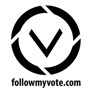 Follow-My-Vote---Logo---No-Border---Black-On-White---Square
