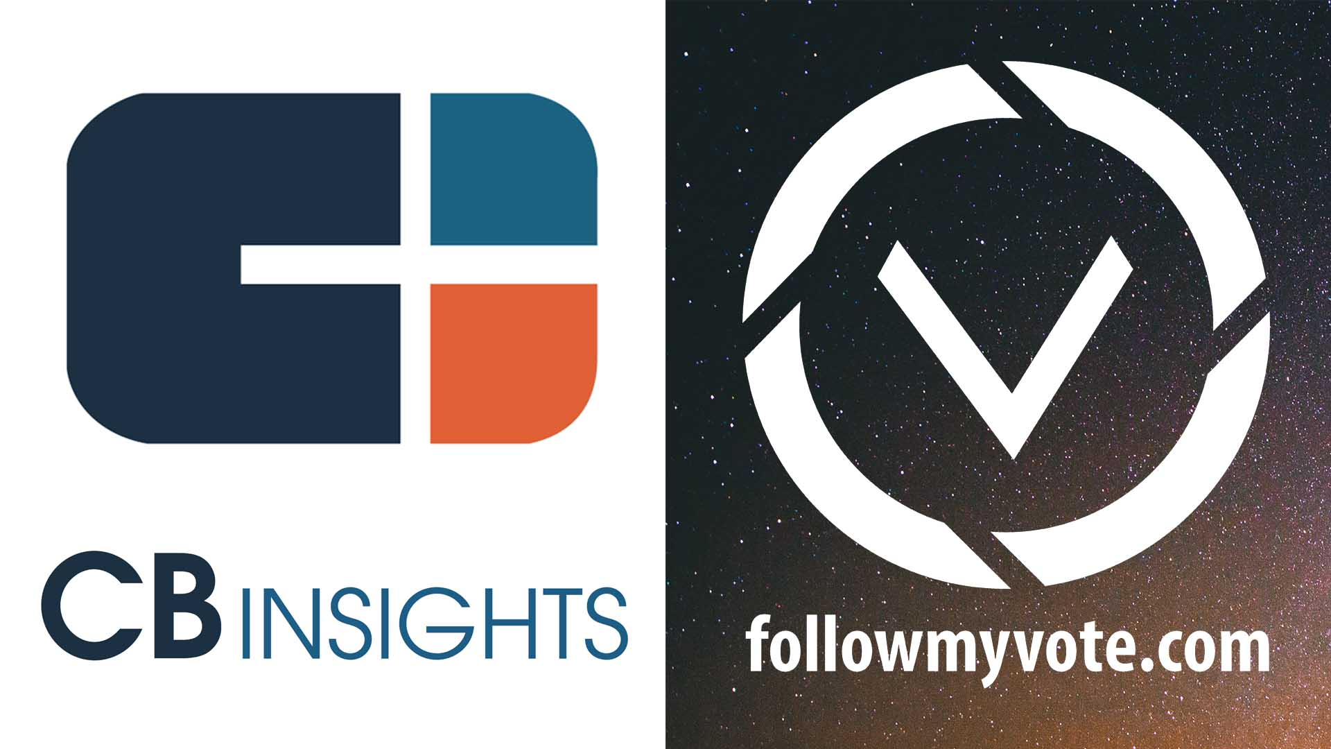 Follow My Vote Named In CB Insights - 30 Big Industries Blockchain Could Transform